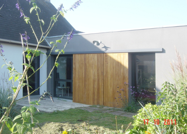 Chris riemer services d 39 architecture maitre d 39 oeuvre for Architecte loire atlantique